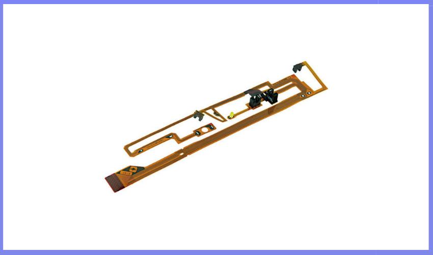 Conjunto circuito flexível gaveta 1D RDS