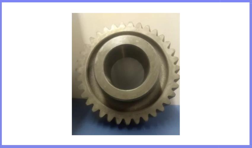 Engrenagem Helicoidal 5º S6-820