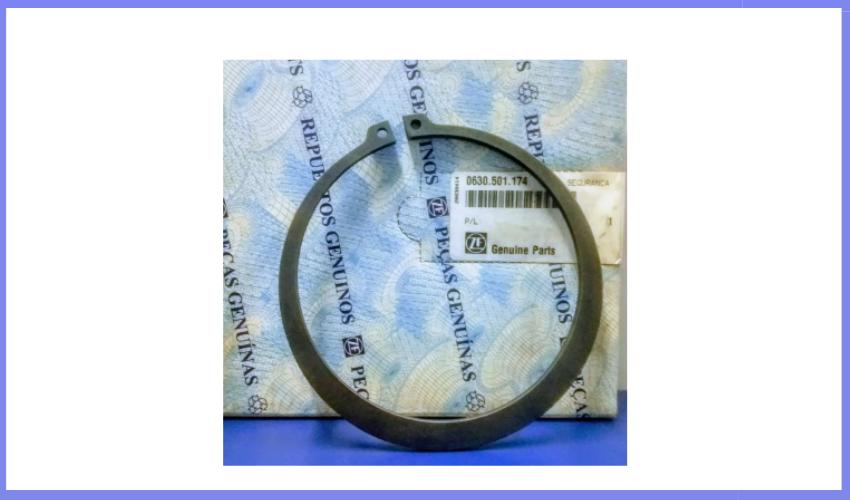 Anel elástico  (segurança) 3.8mm